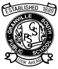 Granville South Public School logo